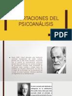 Aportaciones del psicoanálisis.pptx