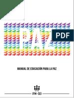 Peace Education Handbook Spanish