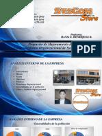 PPT - Proyecto Final de CO