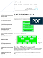 TCP_IP Reference Model