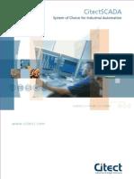 CitectSCADA Brochure