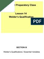 Lesson 14 WelderQuals New2