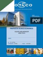20-5024 - Ablandador WQA-150-A -- Luis Peña