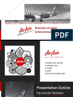 AirAsia - Business Strategy