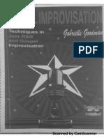 GABRIELLE GOODMAN Vocal improvisation