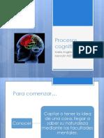 ppt Procesos Cognitivos