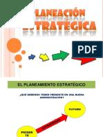 Planificación Estratégica de Procesos