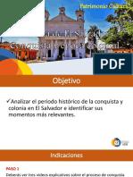 Conquista y época colonial El Salvador