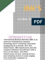 IBM'S FINAL PPT