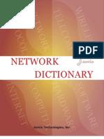 Network Dictionary Demo