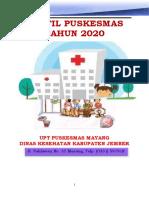 Profil Kesehatan UPT Puskesmas Mayang 2020