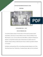 3.3. SOCIEDAD DE INGENIEROS DE BOLIVIA