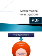 Mathematical-Investigations
