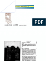 Img.Oriental Magic by Idries Shah Image