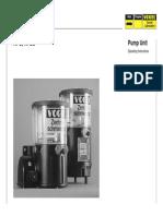 VOGEL Pump unit