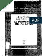 Diez-Picaso Luis - La Derogación de las Leyes (subrayado).pdf