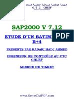 EXEMPLE-DEtude-Avec-SAP2000-COMPLET
