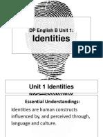 DP ENG B Identities Unit Part 1-1