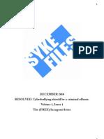 Syke Files December 2010