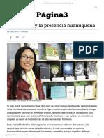 La FIL Lima y la presencia huanuqueña