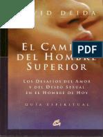 [PDF] El Camino de El Hombre Superior Autor_ David Deida