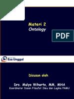 Modul 2 Ontology.ppt