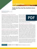 White Paper Bn Infonectics