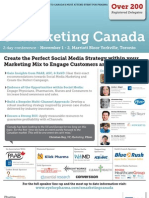 Eye For Pharma - Pharma E-Marketing Canada 2010