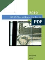MI-32-T Optical Distortion Inc A