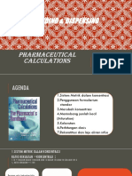 06.XXVIII Pharmaceutical Calculations .pptx