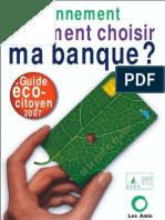 Guide Banques VSite