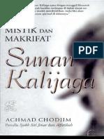 Mistik dan Makrifat Sunan Kalijaga_text