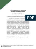 Estrategias de intensificación y de atenuaciónen el español y en el italiano coloquiales