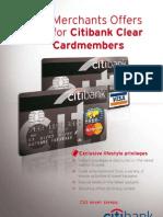 Card Clear Discounts