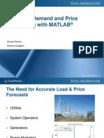 Load Price Forecasting Webinar Slides