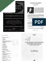 O Paradigma Holográfico - Ken Wilber e Outros