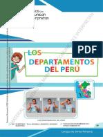 LOS DEPARTAMENTOS DEL PERÚ- LSP