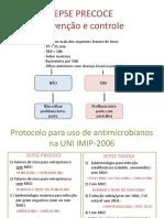 Tabelas - IMIP