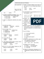 Configuración electronica -práctica sencilla