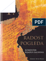 Radost Pogleda-Komentar Rijadus-Salihina-Selim b. 'Id El-Hilali