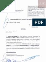 Sentencia 131-2011 Lavado de Activos