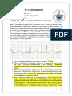 1. ELECTROCARDIOGRAMA Casos clínicos