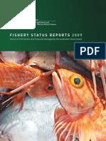Fish Status Report 2009