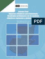 Informe final impacto cambio climatico guatemala
