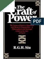 Craft of Power