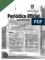 Policía preventivo Estado de México 2020