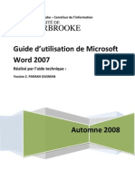 Guide Word 2007 Yparack