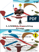 Driving Safety PPT