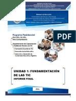 Informe Final Lempitas 2019 Unidad 1