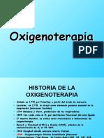 Indicaciones de La Oxigenoterapia